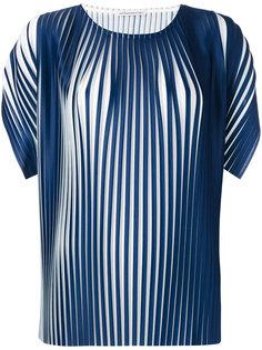 pleated T-shirt  Stefano Mortari