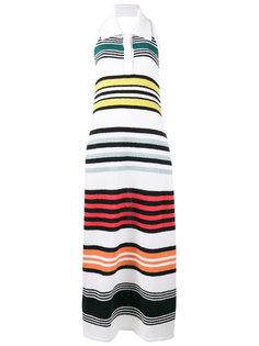 полосатое трикотажное платье  Rosie Assoulin