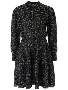 pattern knit dress Gig