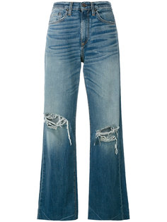 distressed jeans  Simon Miller