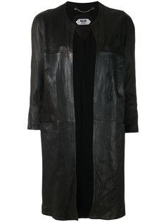 three-quarters sleeve jacket Pihakapi