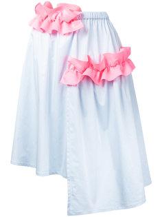 асимметричная юбка Paskal