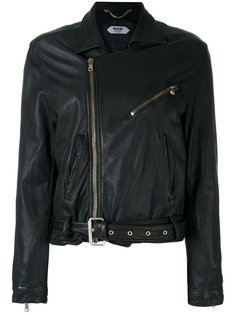 loose-fit belted jacket Pihakapi