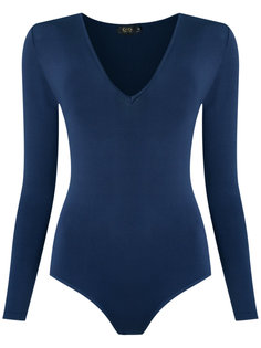 v neck knit body Gig