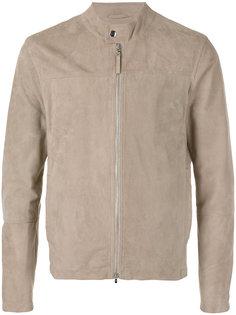 куртка с узким воротником-стойкой Eleventy