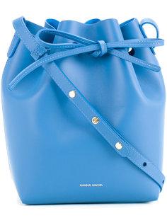 Mini Mini bucket bag  Mansur Gavriel