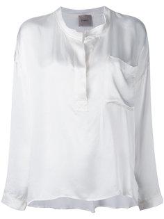 блузка хенли Nude