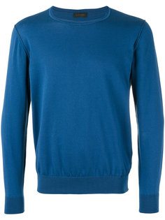 crew neck jumper Z Zegna