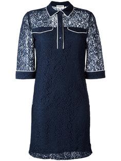 lace shirt dress Essentiel Antwerp