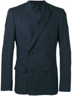 двубортный пиджак Calvin Klein Collection