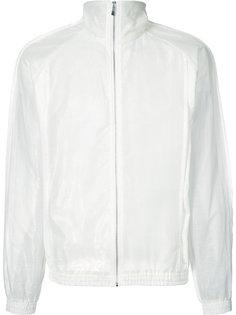 полупрозрачная куртка-ветровка на молнии Cottweiler