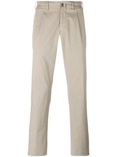брюки прямого кроя Lardini