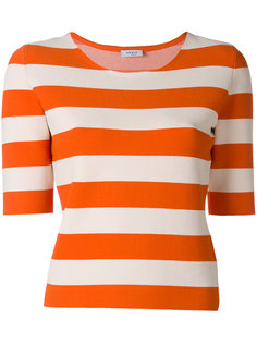 striped T-shirt Akris Punto