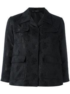 jacquard cropped jacket Ter Et Bantine