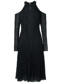 midi knit dress Gig