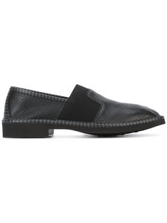 perforated loafers  Pollini