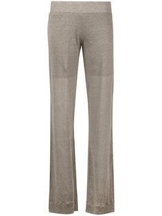 расклешенные брюки Cruciani