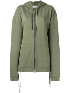 oversized zipped hoodie Faith Connexion