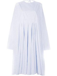 свободное платье в полоску  Ter Et Bantine