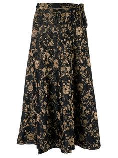 floral pattern skirt Gig
