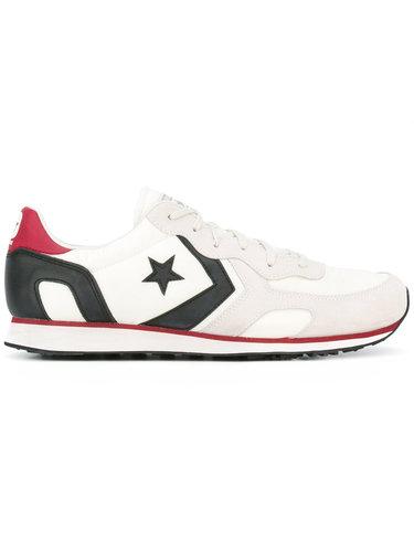 кроссовки со звездами Converse