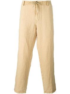брюки на завязках Armani Jeans
