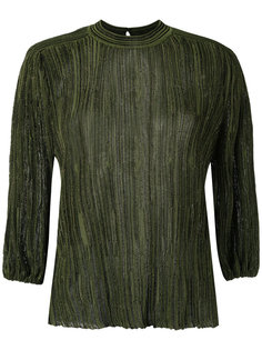 knit blouse Gig