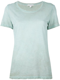 round neck T-shirt   James Perse