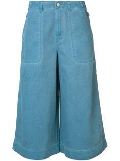 джинсовые кюлоты Vivienne Westwood Anglomania