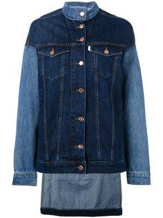 contrast denim jacket  Aalto