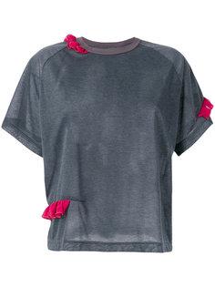 футболка с круглым вырезом  Kolor