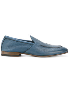 almond toe loafers Henderson Baracco