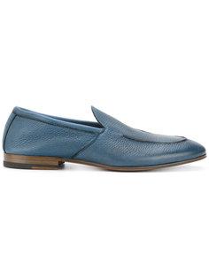 almond toe loafers Henderson Baracco