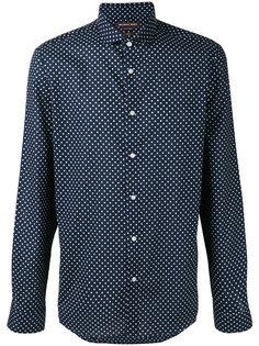 dot print shirt Michael Kors