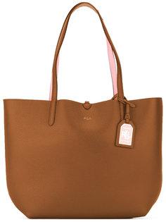 classic shopping tote   Lauren Ralph Lauren