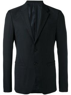 пиджак строгого кроя Wooyoungmi
