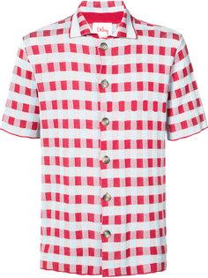 клетчатая рубашка с короткими рукавами Orley
