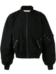 объемная куртка-бомбер Damir Doma