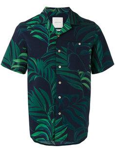 рубашка с короткими рукавами и растительным принтом A Kind Of Guise
