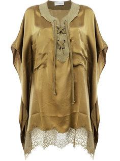 блузка со шнуровкой Faith Connexion