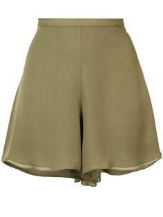 расклешенные шорты Sally Lapointe