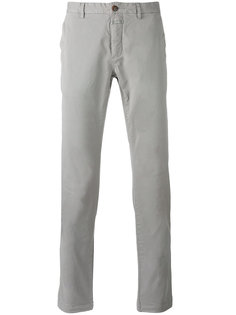 classic trousers Closed