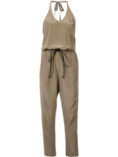 four-pocket jumpsuit Isabel Benenato