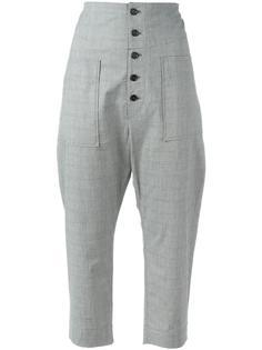 брюки Prince de Galles Isabel Marant Étoile