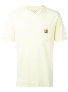 футболка с нагрудным карманом Carhartt