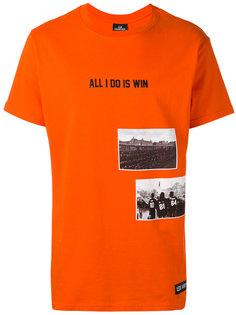 футболка All I Do is Win Les (Art)Ists