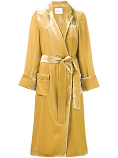 пальто с поясом Racil