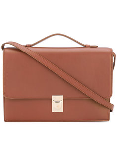 "сумка-сэтчел дизайна ""аккордеон"" Paul Smith"