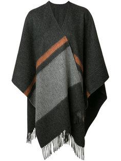 объемный шарф в полоску Rag & Bone