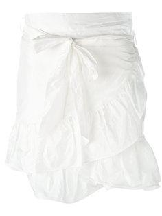 мини-юбка с оборками Aurora Isabel Marant